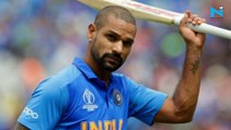Watch: Shikhar Dhawan shows off his dance moves in gym