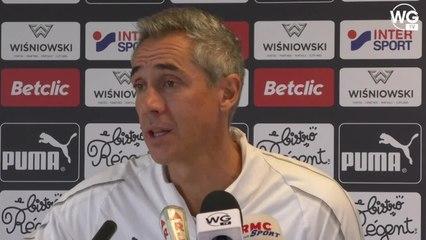 """Paulo Sousa : """"Avec André, on aime le foot, on aime jouer"""""""