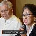 Del Rosario, Morales still pursuing ICC complaint vs China
