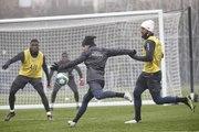 Replay : Les 15 premières minutes d'entraînement avant Montpellier HSC-Paris Saint-Germain en live