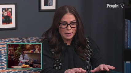 Courtney Cox Helped Calm Maura Tierney's Nerves on the Set of 'Family Ties'