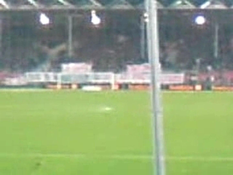 VAFC - Lorient (24éme journée de ligue1)