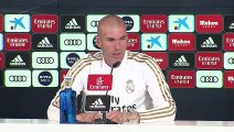 """I'm not going to stop Gareth doing anything"" - Zidane"