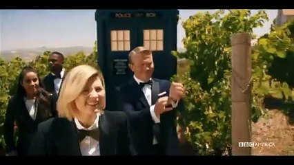 Doctor Who - Official Season Premiere