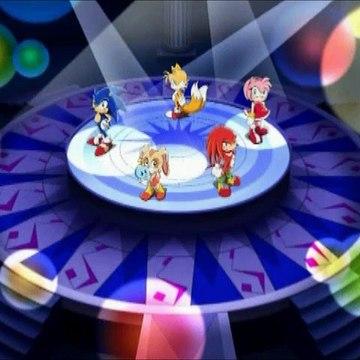 Sonic X - Aberturas e Encerramentos em PT-BR