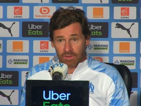 "OM: 17e j. - Villas-Boas :""Retenir nos meilleurs joueurs au mercato"""