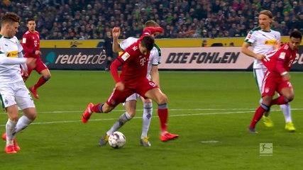 Top 10 Goals: Borussia Mönchengladbach vs. Bayern Munich