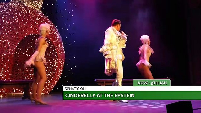 Cinderella, Rod Stewart, Classical Music and Nightmare Before...