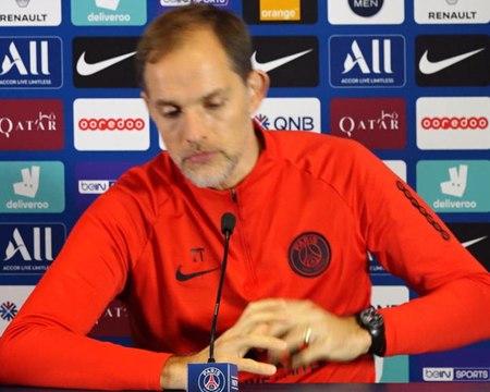 """17e j. - Tuchel : """"Montpellier est un adversaire très dangereux"""""""