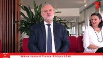 28è Sommet France-Afrique, l'Ambassadeur de France en Côte d'Ivoire, Gilles Huberson explique les innovations