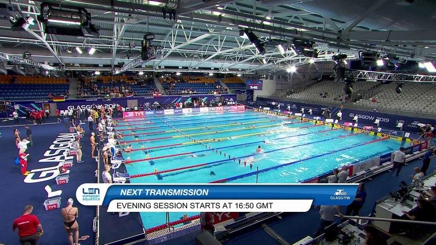 20th LEN European Short Course Swimming Championships - GLASGOW 2019 (8)