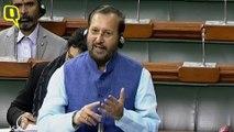 'No Indian Study Has Shown Pollution Shortens Life:' Prakash Javadekar in Lok Sabha