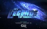 Legends of Tomorrow - Trailer Saison 5