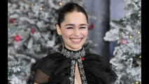 Emilia Clarke says being 'resilient human being' helped her deal with brain aneurysms