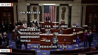 House Passes Voting Rights Act Bill