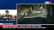 4 Killed In Florida Naval Base Shooting