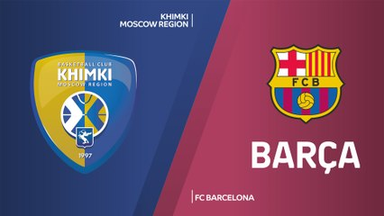 EuroLeague 2019-20 Highlights Regular Season Round 12 video: Khimki 94-102 Barcelona