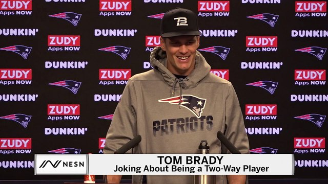 Tom Brady Confirms He Is Not the new Kicker