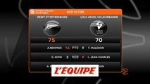L'Asvel rate encore le coche - Basket - Euroligue (H)