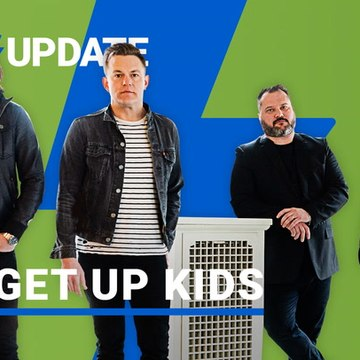 """Tour Update: The Get Up Kids Reveal Details About Their """"Problems"""" Tour"""