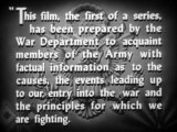 Prelude to War (1942) - (Documentary, War)