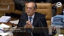 Gilmar Mendes fala sobre o Ministério Público