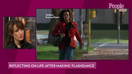 Jennifer Beals Says Life at Yale After Filming 'Flashdance' Was 'Completely Normal'