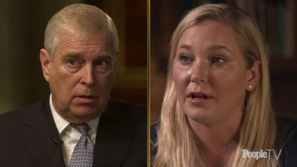 Prince Andrew's Accuser Virginia Giuffre Speaks Out: 'This Is a Story of Abuse'