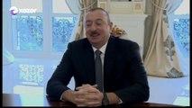 Prezident İlham Əliyev Türkiyənin Nəqliyyat və İnfrastruktur nazirini qəbul edib
