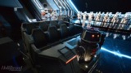 New 'Star Wars' Attraction Reportedly Breaks Down During Its First Two Days of Operation   THR News