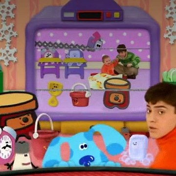 Blue's Clues - 5x36 - Blue's First Holiday