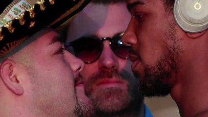 Ruiz and Joshua get set for rematch in Saudi Arabia
