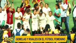 Universitario vs. Alianza Lima: así se vive la previa a final del fútbol femenino