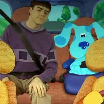 Blue's Clues - 5x31 - Blue's Big Car Trip