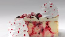Cheesecake Factory's Peppermint Bark Cheesecake Is Back for the Holidays