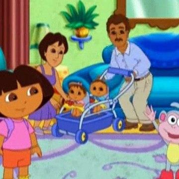 Dora The Explorer Season 5 Episode 3 Bark Bark To Play Park