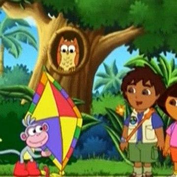 Dora The Explorer Season 4 Episode 24 Dora And Diego To The Rescue