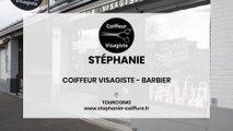 Stéphanie Coiffeur Visagiste, salon de coiffure mixte et barbier à Tourcoing.