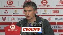Dall'Oglio «On n'a pas eu trop de chance» - Foot - L1 - Brest