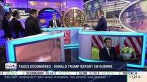 La semaine de Marc (1/2): Taxes douanières, Donald Trump repart en guerre - 06/12