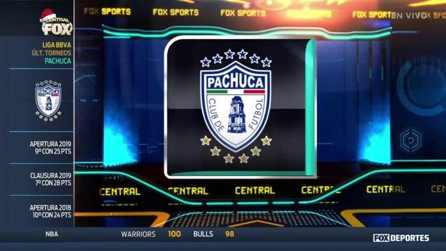 Liga MX: Paulo Pezzolano llegó a Pachuca