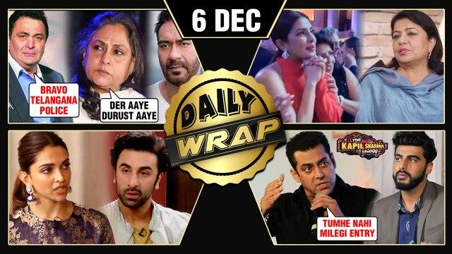 Salman - Arjun BIG FIGHT, Sanjay Dutt Slammed, Ananya's ASSISTANT Kartik   Top 10 News