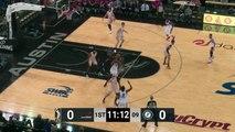 Daryl Macon (15 points) Highlights vs. Austin Spurs