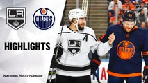 NHL Highlights | Kings @ Oilers 12/06/19