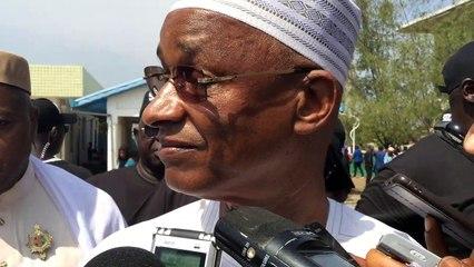 Le chef de file de l'opposition à propos des tueries lors des manifestations du FNDC