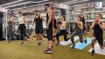 Katrina Kaif's Gym Workout Is All The Inspiration You Need