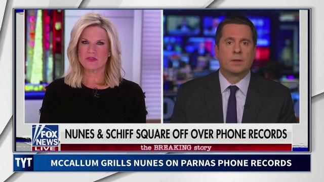 Devin Nunes Dodges Fox Host's Questions