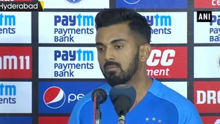Kohli carried on and finished game for us : K L Rahul