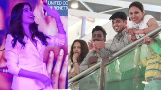 Jhanvi Kapoor looks glamorous in white suit at Benetton Fragranc event;Watch video | FilmiBeat