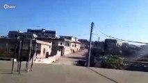 الروس يرتكبون مجزرة في البارة بإدلب  7-12-2019